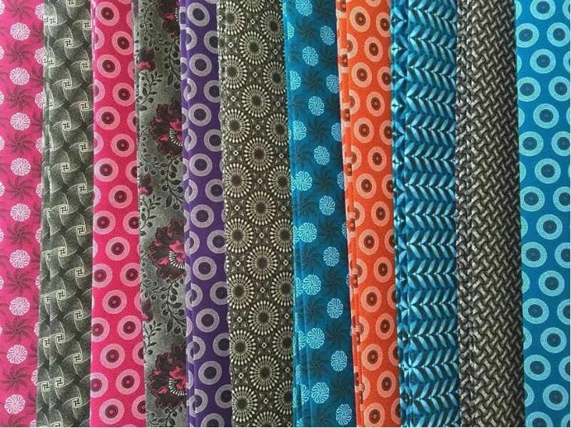 shweshwe South African fabric