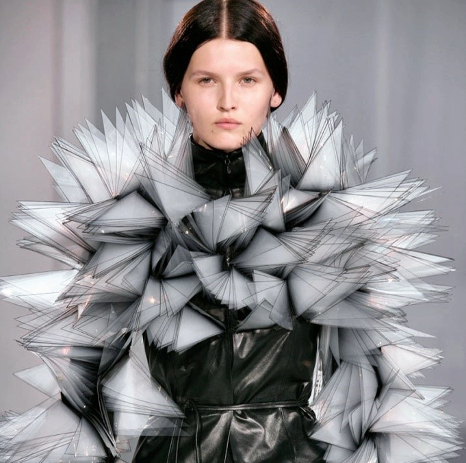 Out of the box spiked fashion