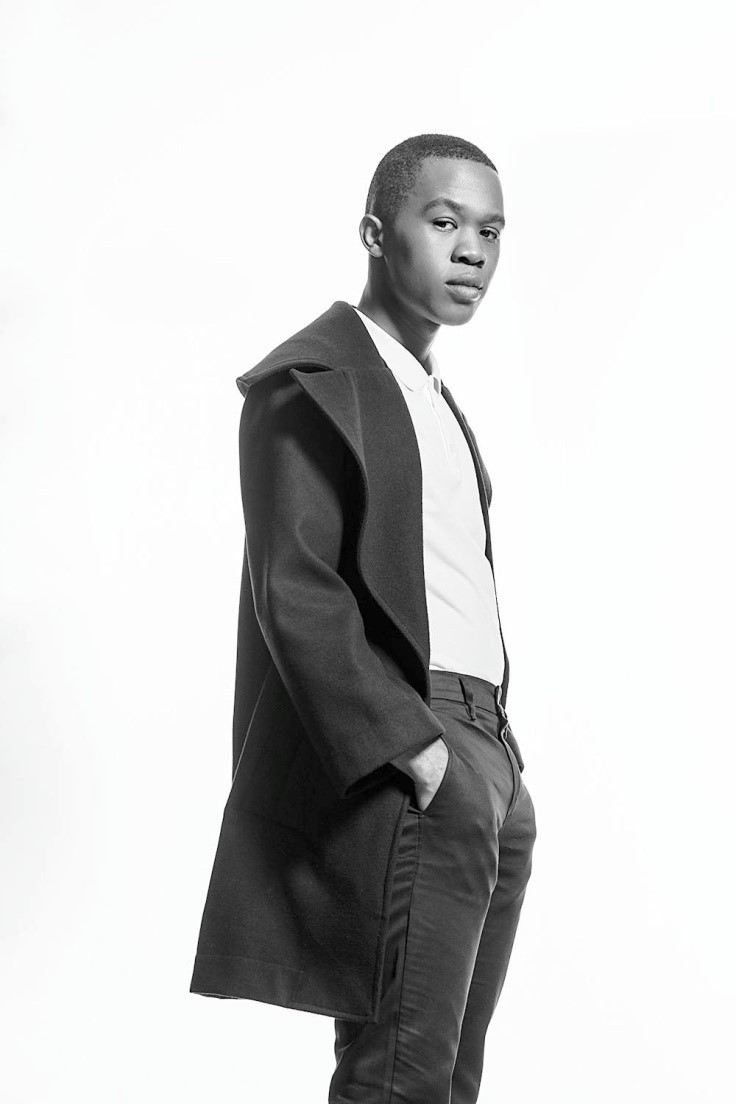 Young Thebe Magugu