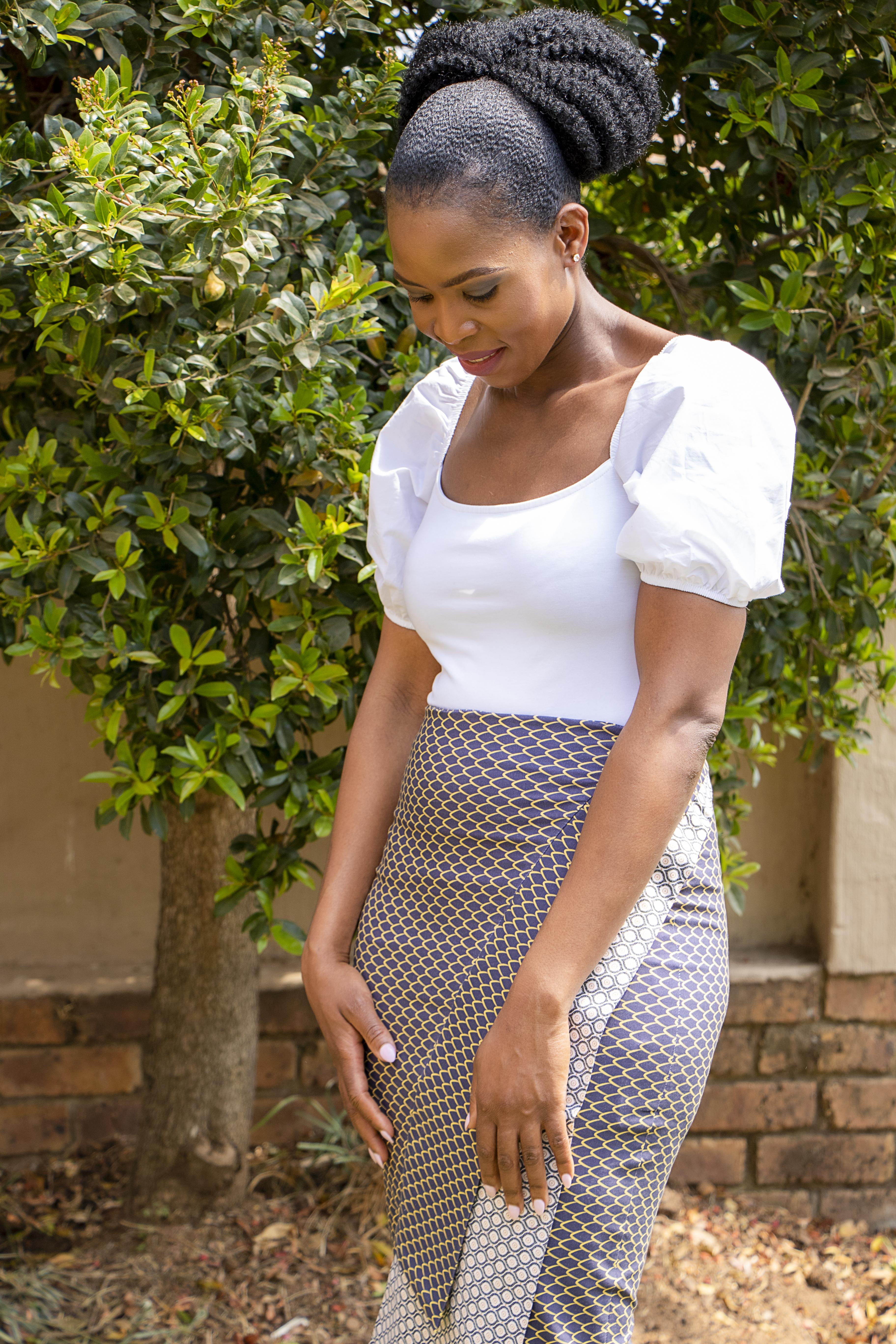 shwebygugu Mmathapelo skirt