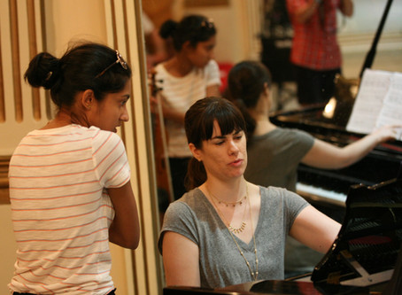 Why Your Child Should Rehearse with Piano