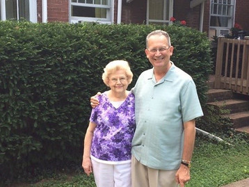 Visiting Mrs. French after Forty Three Years