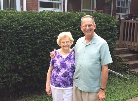 Visiting Mrs. French After 43 Years