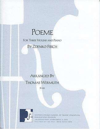 Poeme (Fibich)