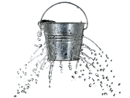 The Leaky Bucket: Consistency in Practice