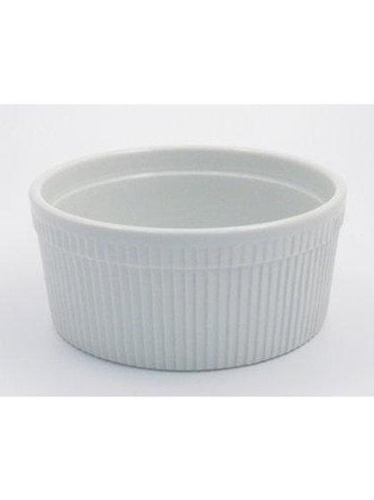8oz Porcelain Souffle Dish