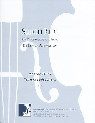 Sleigh Ride (Anderson)