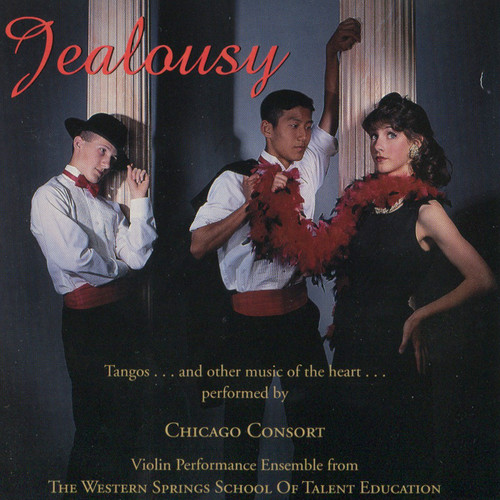 Consort Jealousy Music School Naperville