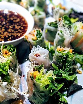 The crisp crunchiness of fresh vegetable