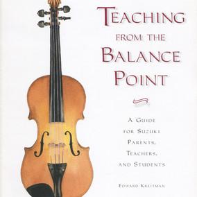 Teaching from the Balance Point Kreitman