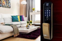 Cerradura digital, Hione, digital locks, home systems, hohlocks