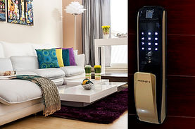 Cerradura digital, Hione, digital locks, home systems, hohlocks