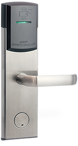 Cerradura electronica adel,  adel locks, cerraduras para hoteles