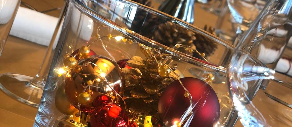 Weihnachtsfeier in der Cooks Pasta Bar
