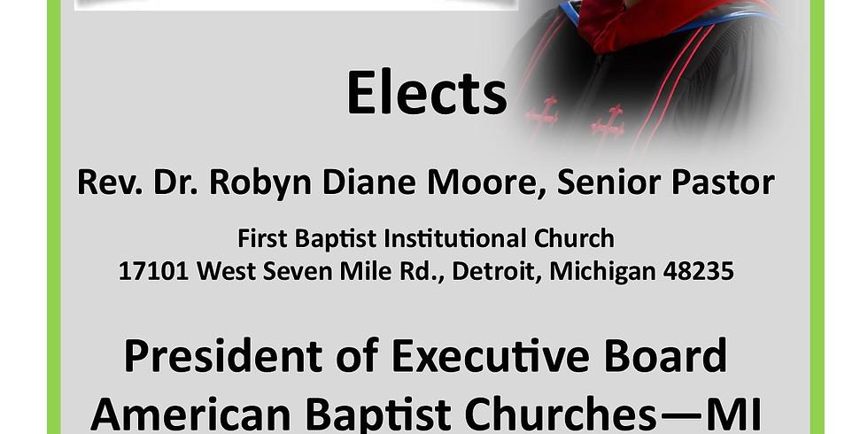 ABC Executive Board Elect