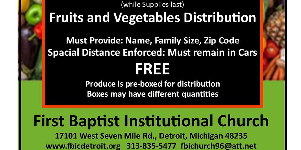 Food Distribution at FBIC (1)