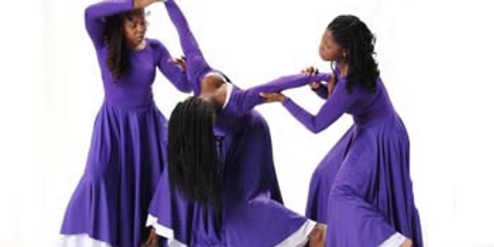 Praise Dance Practice