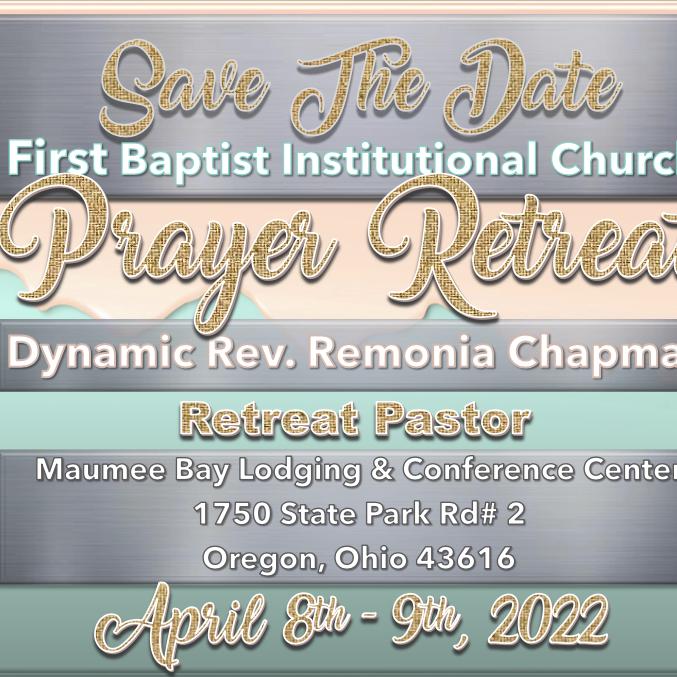 Prayer Retreat 2022