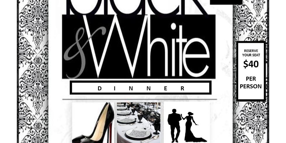 Annual Black and White Dinner