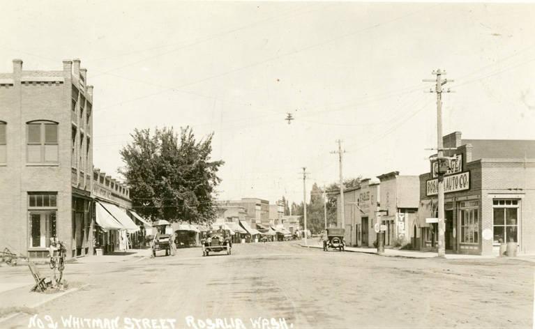 Whitman_Street_Rosalia_Washington_circa_1920