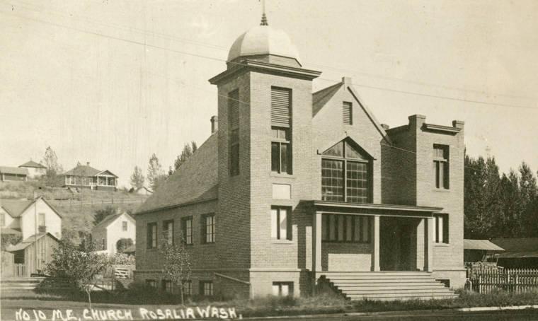 Methodist_Episcopal_church_Rosalia_Washington_circa_1935