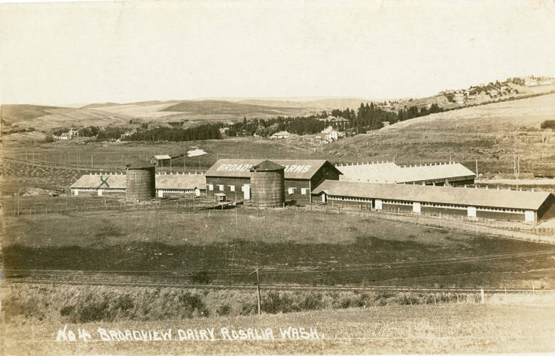 Broadway_dairy_near_Rosalia_Washington_circa_1925