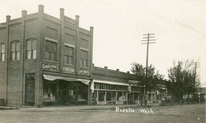 Pythian_block_building_Rosalia_Washington_1902