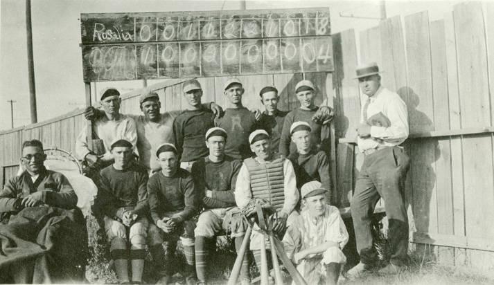 Baseball_team_Rosalia_Washington_circa_1925