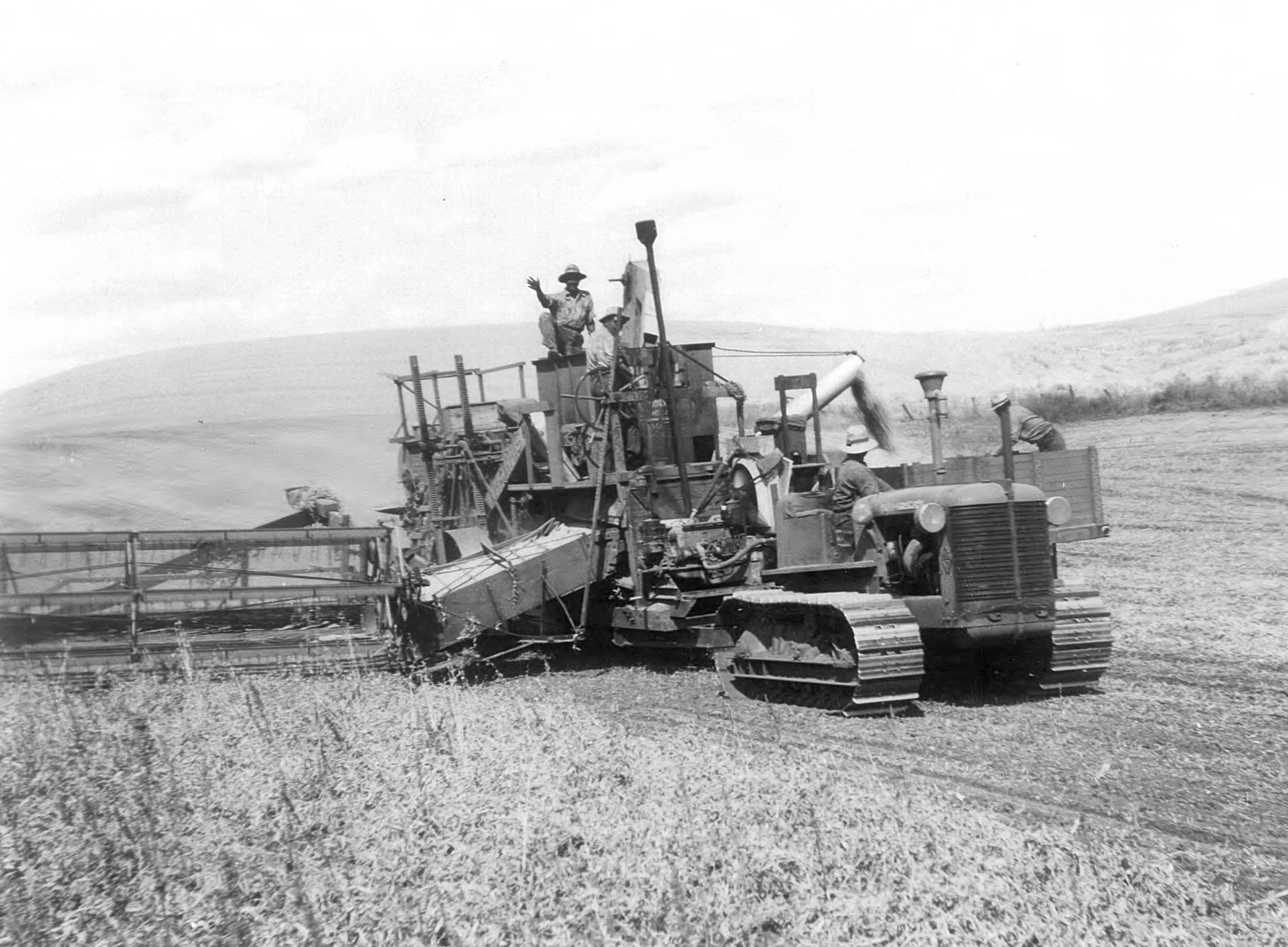 Paulsen_harvest_operation_near_Rosalia_Washington_1947