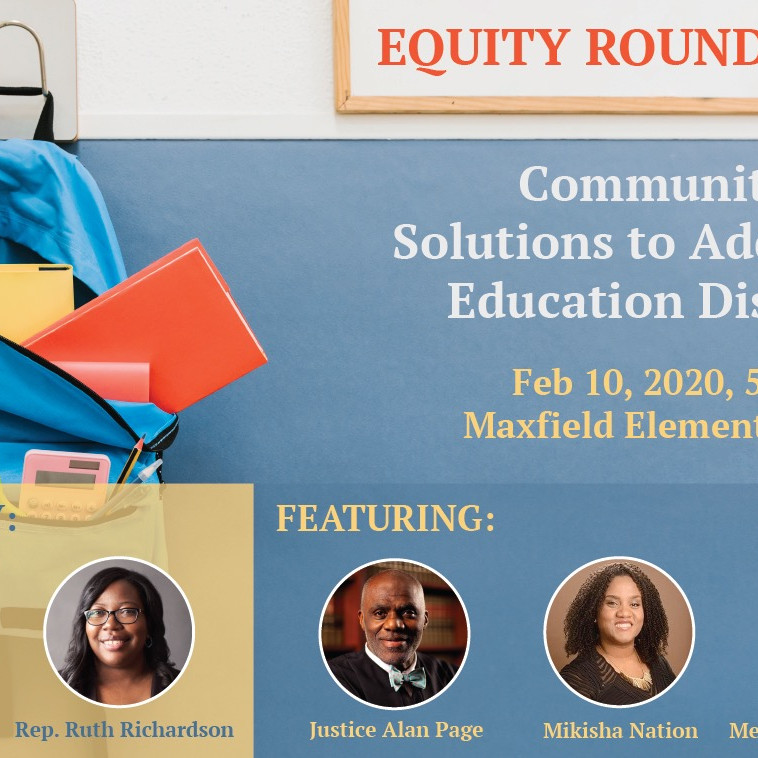 Equity Roundtable: Education