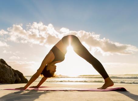 Atelier : Yoga                              Retrouvez votre vitalité pour un hiver réussi 👍