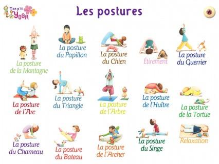 Yoga pour les enfants : ludique, créatif et collectif !