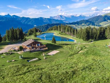 Séjour organisé : 3 jours zen, yoga & randonnée à Crest-voland, dans les alpes, France.