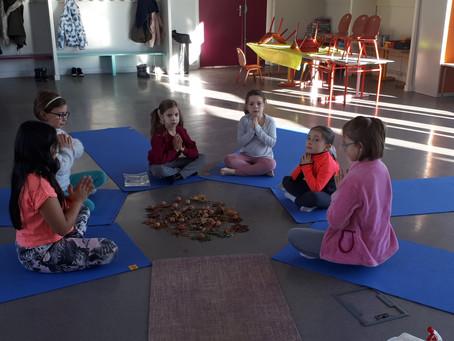 Le yoga pour enfant : une activité ludique aux nombreux bienfaits !