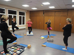 Cours collectifs yoga Roanne