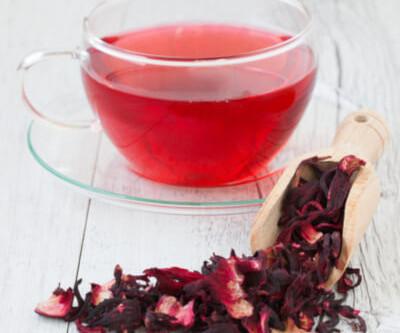 Boisson rafraîchissante à l'hibiscus à boire cet été🍹
