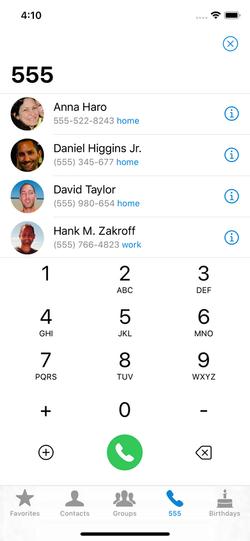 Simulator Screen Shot - iPhone Xs - 2019
