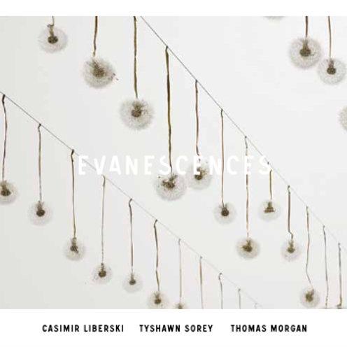 """【Casimir Liberski """" EVANESCENCES""""】カジミール・リベルスキ『エヴァネッセンシズ』"""