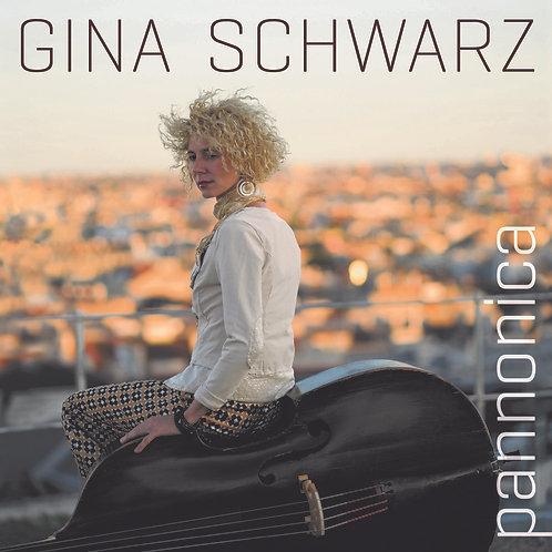 """【Gina Schwarz """"Pannonica""""】ジーナ・シュワルツ『パノニカ』"""