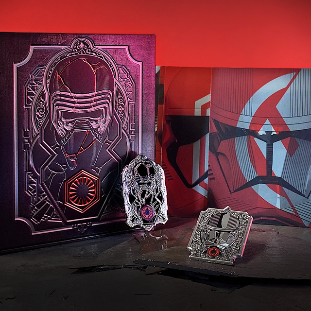 Star Wars: Episode IX Steelbook Tin Set