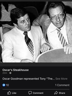 Tony & Oscar