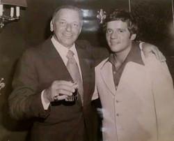 Frank Sinatra & Michael Spilotro