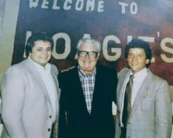 Dino K, Harry Caray, & Michael Spilotro