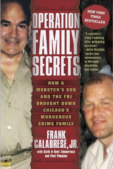 Operation Family Secrets Book