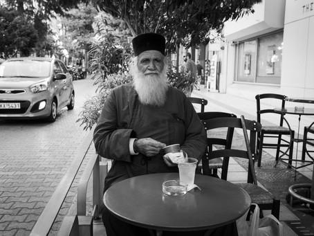 People of Elounda - Crete Island / Greece