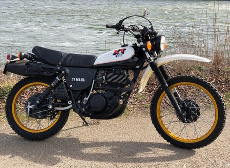 Yamaha XT 500 - My teenage dream