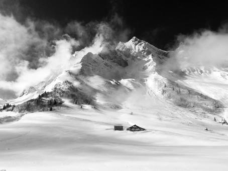 La Clusaz - a winter wonderland