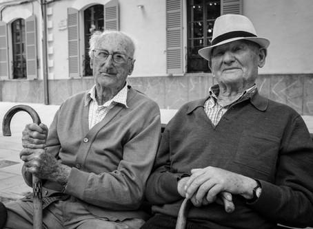 Older people - Arta / Mallorca