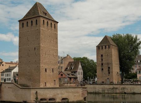 Strasbourg in July 2020