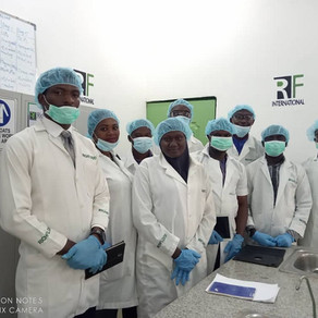 Richflood Environmental Laboratory commences the process of ISO 17025 certification